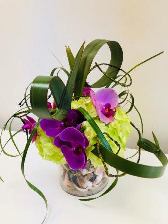 Whimsical Paradise Floral Arrangement