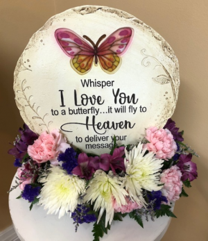 Whisper I Love You to a Butterfly 2 Gifts In 1 in Springfield, IL | FLOWERS BY MARY LOU