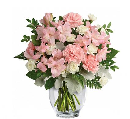 Whisper Soft Bouquet Arrangement