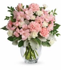 Whisper Soft Bouquet  TEV55-3B