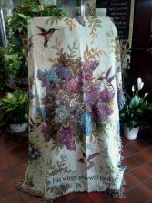 WHISPER WINGS Sympathy Throw