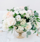 White and Cream Flowers