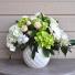 White Bliss Vase