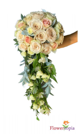 White Bridal Bouquet Bridal Bouquet