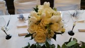 White Bride Bouquet