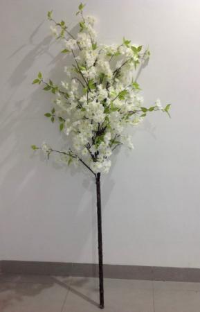 White Cherry Blossom Tree  in New York, NY   PANY SILK FLOWERS