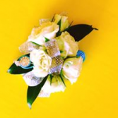 White Corsage Body flowers