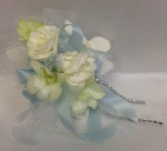 White Corsage corsage