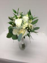 White Cream Bouquet Bouquet
