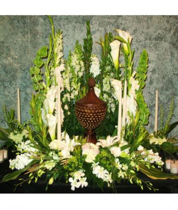 White Elegance Cremation Garden