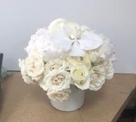 White Flowers Rosh Hashanah
