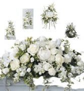 White Funeral Premium 2 Package