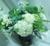 White Garden Fresh Floral Design