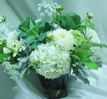 White Garden Fresh Floral Design