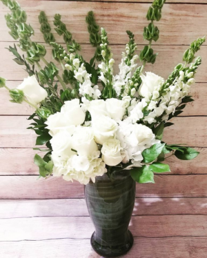 White Impression Elegant Flowers in Winter Park, FL   ROSEMARY'S FLORAL & EVENTS