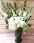 White Impression Elegant Flowers