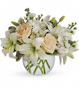 White Isle Flower Arrangement