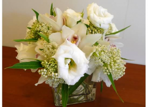 White Light  in Easton, CT | Felicia's Fleurs