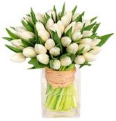WHITE LIGHT BOUQUET