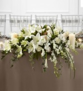 WHITE LINEN™ ARRANGEMENT