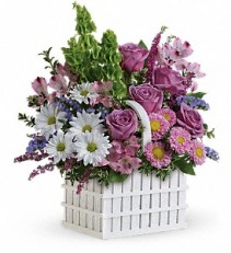 White Picket Bouquet PM