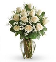 White Rose Bouquet 12 STANDARD 18 DELUXE 24 PREMIUM