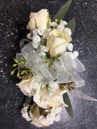 Lovely Rose  Prom Corsage