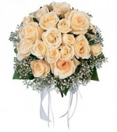 White Rose Nosegay HF1662