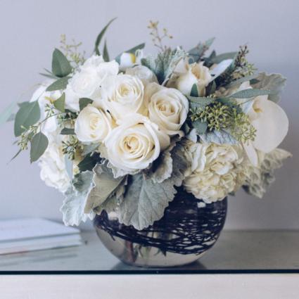gardener's delight   Roses hydrangea dust Miller