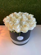 White Roses of Love