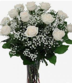 White Roses Roses in Canton, GA | Canton Florist