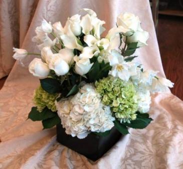 White Wedding Custom
