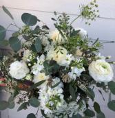 White Wildflower  Wedding