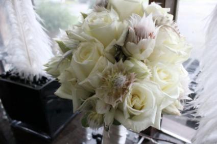 Whitney's Bouquet Bridal Bouquet
