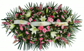 Wife  Mother Grandmother Casket Flowers