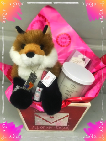 Wild About You  Gift Crate