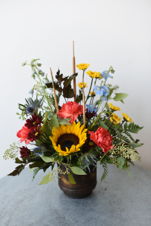 Bronzed Blooms  in La Grande, OR | FITZGERALD FLOWERS