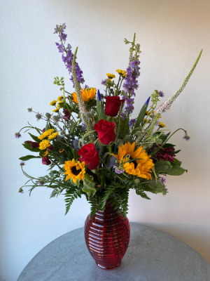 Wild and Free  in La Grande, OR   FITZGERALD FLOWERS