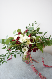 Wild and Free Bridal Bouquet