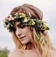 Wild at Heart  Flower Crown