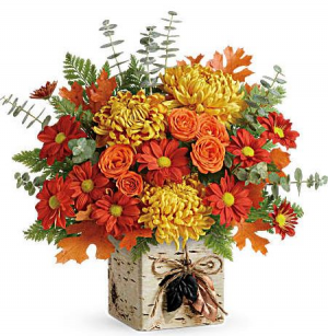 Wild Autumn  in Chesapeake, VA | Floral Creations