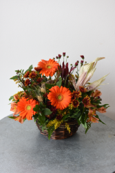 Wild Autumn Basket