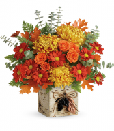 Wild Autumn Bouquet Bouquet