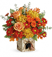 Wild Autumn Bouquet Teleflora