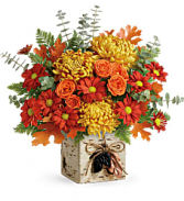 Rustic Fall Floral Bouquet