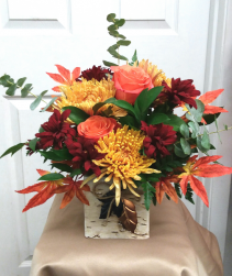 Fanciful Fall Everyday Arrangement