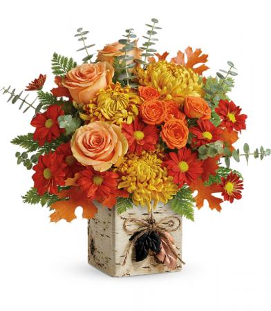 Wild Autumn Teleflora Bouquet