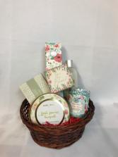 Wild Berry Blossom Basket  Gift Basket