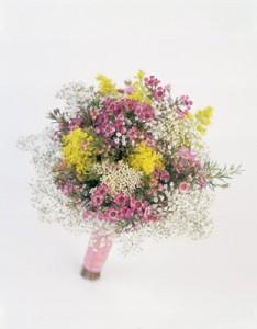 Wild Bunch Bouquet Bridal Bouquet