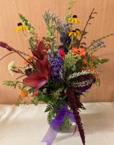 Field Trip Vase Arrangement